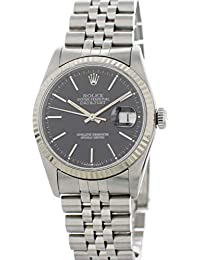 Datejust Automatic-self-Wind Male Watch 16234 (Certified Pre-Owned)