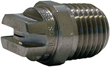 Spraying Systems Pressure Washer Nozzle 2510 25 Degree, Size #10 Threaded