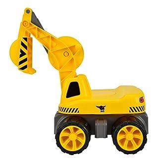 Spielzeug-Bagger Bild
