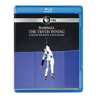 Amazoncom Baseball The Tenth Inning Blu Ray Ken Burns