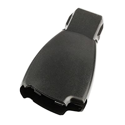 Key Fob Keyless Entry Remote Shell Case & Pad fits Mercedes C Class, CLK, CLS, E Class, G Class, Slk Class, AMG: Automotive