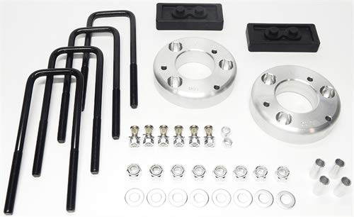 Extenstion Kit (JEGS 25011 Level-Lift Kit 2014 Ford F150 2WD 4WD 2 in Lift Includes: (2) Front S)