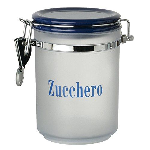 3 opinioni per Excelsa Barattolo per Zucchero, Plastica, Blu