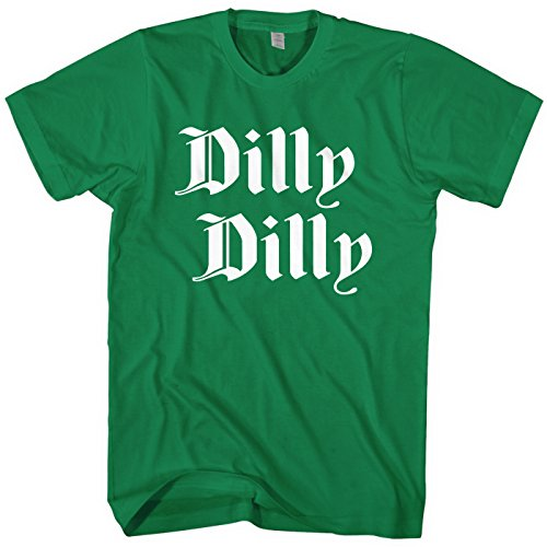 Mixtbrand Men's Dilly Dilly Old English T-Shirt S