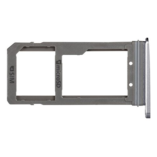 BisLinks® Brand New Nano Sim Card / SD Card Tray Holder Black For Samsung Galaxy S7 by BisLinks® (Image #2)