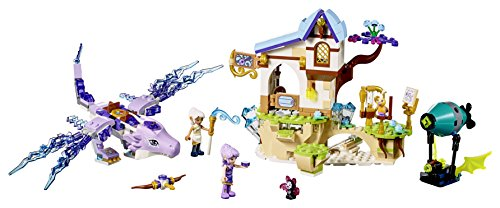 Image of the LEGO 6212146 Elves Aira & The Song of The Wind Dragon 41193 Building Kit