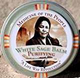 Cheap 3 Tins oNavajo Medicine Of The People White Sage Dry Lips Lip Balm – Minor Skin Ailments, 0.75 oz each, Outstanding Product