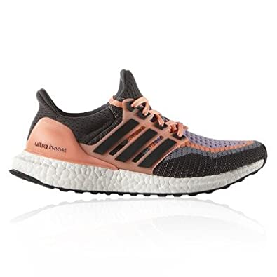 cb1027bd8e4aff adidas Women s Ultra Boost Running Shoes  Amazon.co.uk  Shoes   Bags