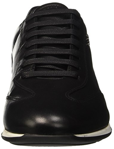 Clemet GEOX M US Mens 1 39 Size EU M 1 Clemet 6 Black q6Efw6