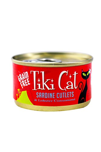 Tiki Cat Canned Cat Food For Adult Cats, Bora Bora Grill Sar