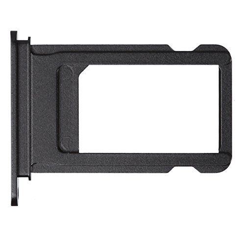 BisLinks Black SIM Card Tray Holder Replacement Part For Apple iPhone 7 Plus by BisLinks® (Image #2)