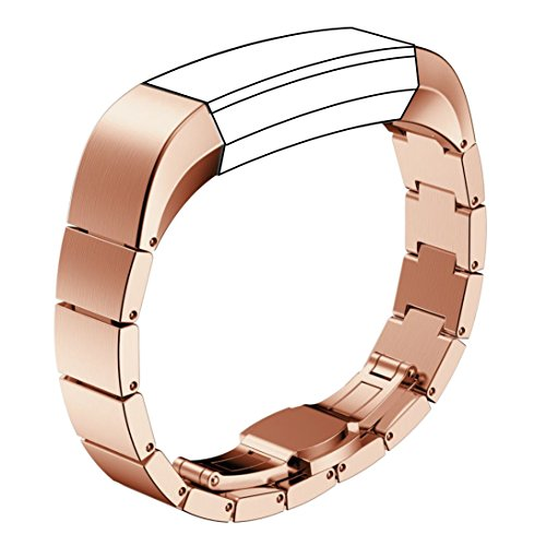 Aokay Stainless Adjustable Replacement Wristband