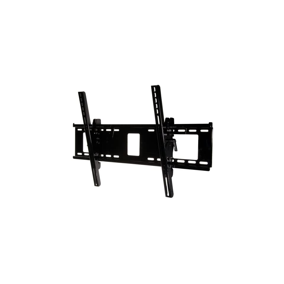 Peerless PT660 Universal Tilt Wall Mount for 32 Inch to 60 Inch Displays Black