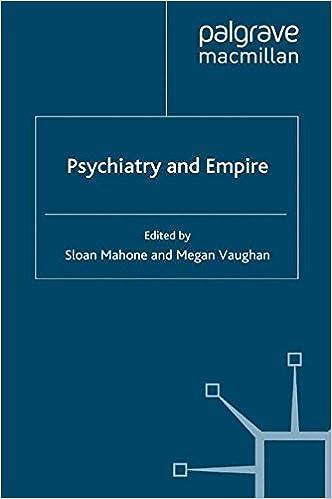 psychiatry and empire vaughan megan mahone sloan dr