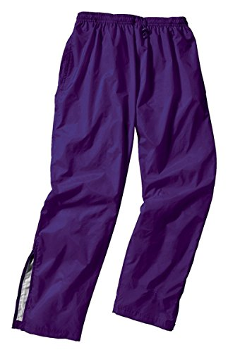 Charles River Apparel Rival Pant, Purple, 2 Extra Large