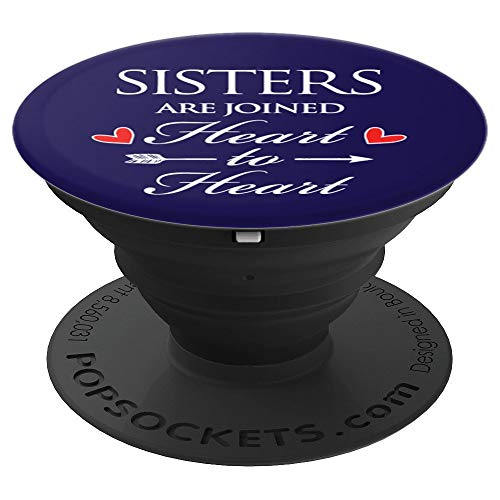 - Brave New Look Sisters Are Joined Heart To Heart PopSockets Stand for Smartphones and Tablets - PopSockets Grip and Stand for Phones and Tablets