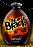 Millenium Tanning Insanely Black Ultra Dark Bronzer Tanning Lotion Beyond Blaque, 60x, 13.5-Ounce, Health Care Stuffs
