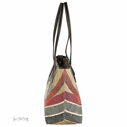 Bag Womens Gattinoni Shoulder Several Leather Colors Multicolor qzzAvxS