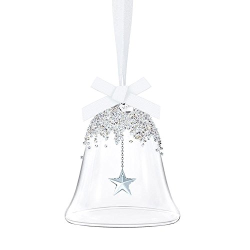 Swarovski Annual Edition 2016 Christmas Bell Ornament ()