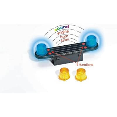 Bruder 02801 Light And Sound Module: Toys & Games