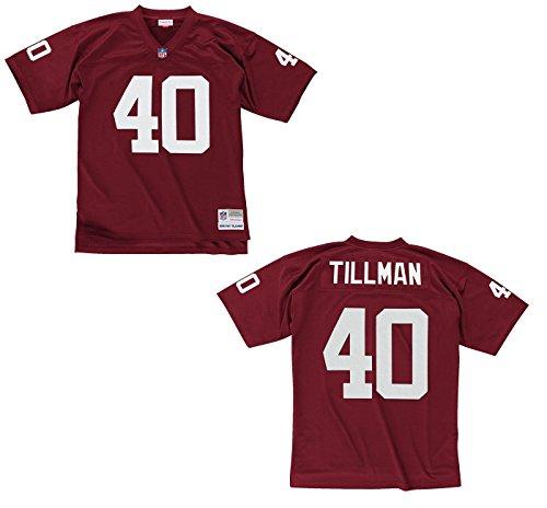 Cardinals Red Throwback Jersey - Pat Tillman Arizona Cardinals Red Throwback Jersey Medium