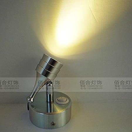 WINZSC batería de Litio incorporada LED proyector lámpara de Mesa ...