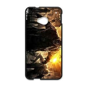 HTC One M7 Cell Phone Case Black_Dying Light_016 Cskiu