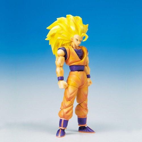 Figurine Hybrid Action Sangoku Super Saiyan 3