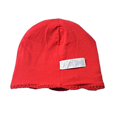 Home prefer baby girls soft christmas hat cotton crochet for Home prefer hats