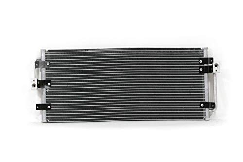 A/C Condenser - Pacific Best Inc. Fit/For 4915 97-99 Dodge Plymouth Neon (Mexico-Built Only)