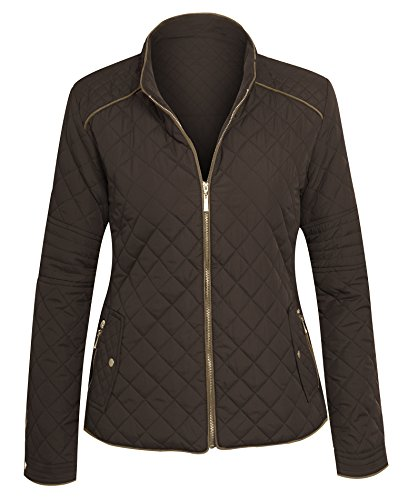 Quilted Riding Jacket - 2