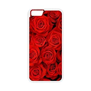 ALICASE Diy Hard Shell Cover Case Of Rose for iphone 5s