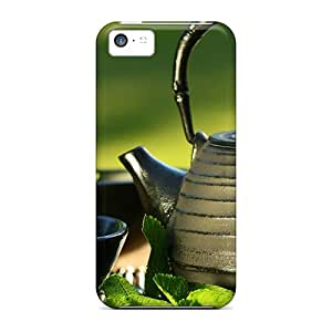 Anti-scratch And Shatterproof Great Kettle Phone Cases For Iphone 5c/ High Quality Cases