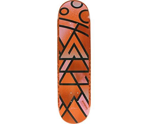 Skate Deck Art - Skateboard Collective Joel Barbour Limited Edition 8.25