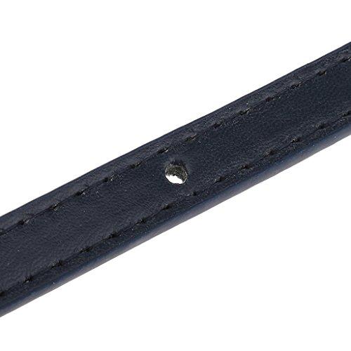 Handles Adjustable Royal Bag Handbag Shoulder Coffee Adjustable Length DIY Accessories 120cm Blue Orange Sharplace Straps qgPO00