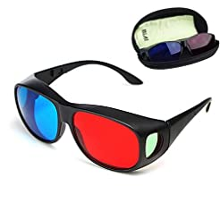 BIAL Red-Blue 3D Glasses/Cyan Anaglyph S...
