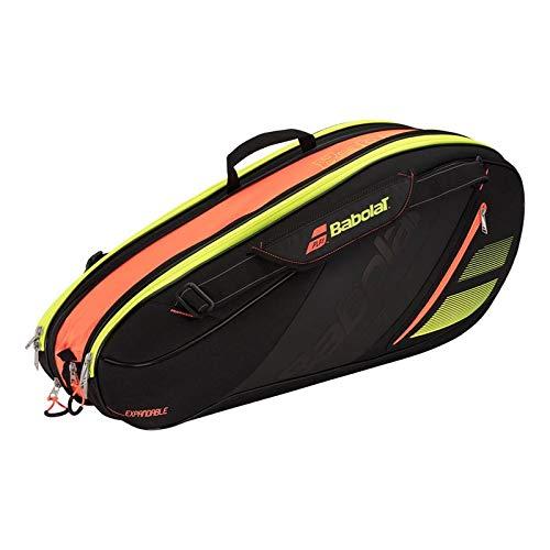 Babolat-Team Expandable Tennis Bag-(B751156) 3 Racquet Thermal Tennis Bag