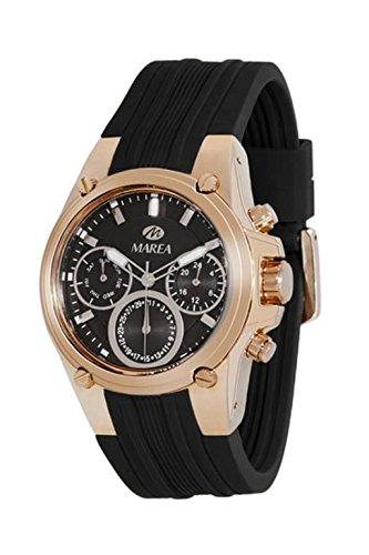 RELOJ MAREA B54069-9 HOMBRE MULTIFUNCION  Amazon.es  Relojes b5c62e2f507c