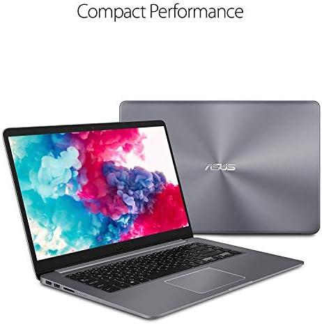 "2019 ASUS VivoBook F510QA 15.6"" WideView FHD Laptop Computer, AMD Quad-Core A12-9720P up to 3.6GHz, 4GB DDR4 RAM, 128GB SSD , USB 3.0, 802.11ac WiFi, HDMI, Windows 10 41AyWjFtWxL"