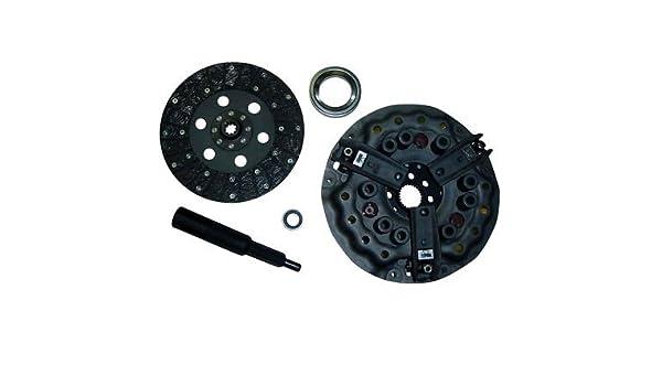 Amazon.com: New Clutch Kit for Ford/New Holland 86634451, D8NN7502AA, D8NN7502BA, E8NN7550BA: Garden & Outdoor