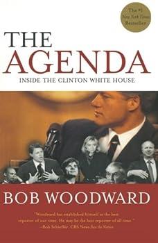 The Agenda: Inside the Clinton White House 0671666843 Book Cover