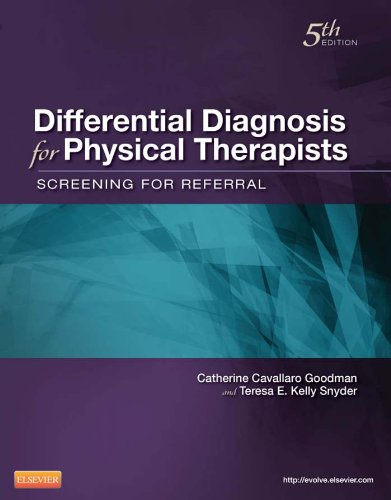 Differential Diagnosis for Physical Therapists: Screening for Referral (Differential Diagnosis In Physical Therapy) Pdf