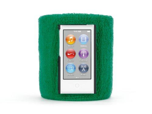 Griffin SportCuff Wristband case for iPod nano (7th gen.) - Green ()