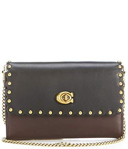 COACH Color-Block Scallop Rivets Marlow