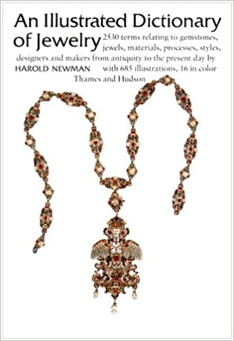 illustrated dictionary of jewelry