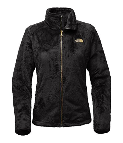 The North Face Women's Osito 2 Jacket - TNF Black/TNF Black - S (Past Season) (Black Face Womens)