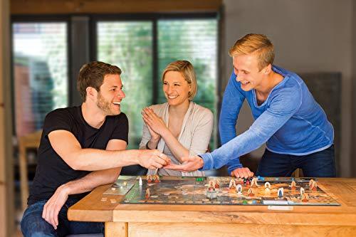Legends of Andor Board Game   Cooperative Strategy Adventure Game By KOSMOS   Spiel Des Jahres Kennerspiel Winner