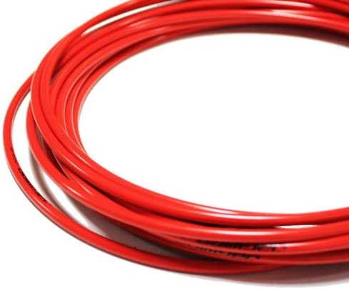 Jagwire Universal Sport Shift XL Cable Kit Red