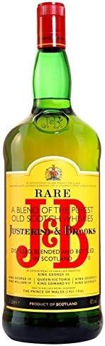 JB whisky escocés Rare botella 3 LITROS