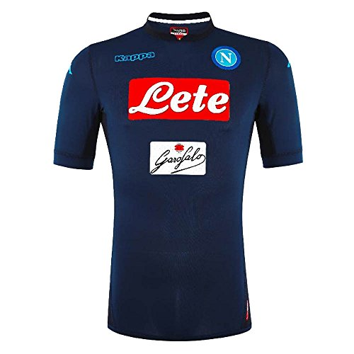 Napoli 3rd Authentic Match Jersey 2017 / 2018 - L